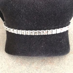 Swarovski Crystal Stretch Bracelet
